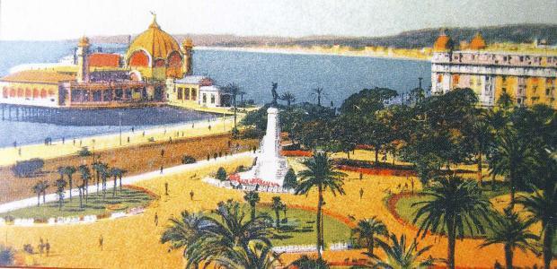 Парк Альберта 1-го, 1883 год